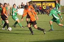 Divizní fotbalová soutěž: Toužim – Blšany