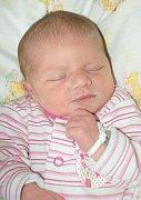 Eliška Hrušková z Chodova se narodila 2. 8. 2011