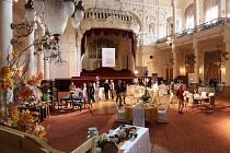 V Karlových Varech se v Grandhotelu Pupp a jeho prostranství konají další Podzimní porcelánové slavnosti.