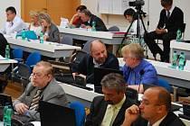 Krajské zastupitelstvo, čtvrtek 13. září 2012.