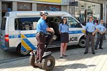 PRO NÁVŠTĚVNÍKY festivalu bude opět k dispozici mobilní pracoviště využívané společně policisty i strážníky.
