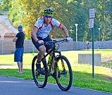 Z vítězství se radoval Jan Děbnár z týmu Honzy Kubíčka, který byl v cíli o půl druhé minuty dřív než Jiří Šilhan z nejdeckého Witte Bike Teamu (za který dříve startoval i Děbnár).