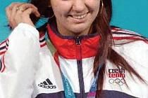 Olympijská naděje kraje. Lenka Hyková z Aše je jedinou nadějí Karlovarského kraje na olympiádě v Pekingu.