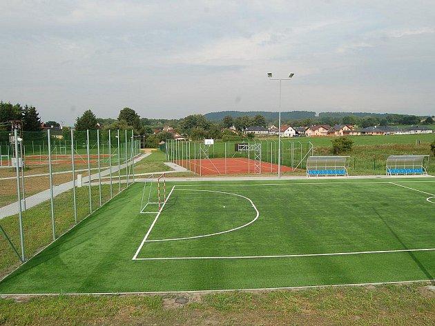 Futsalisté Otovic si vyzkouší nové hřiště ve své obci už zítra, kdy se koná čtvrtý ročník Memoriálu Ladislava Kadlece.