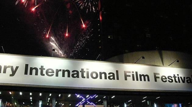 45. MFF. První den filmového festivalu.