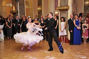 Lázeňský ples v Jáchymově