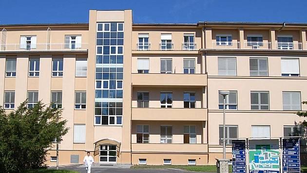 Nemocnice Karlovy Vary.