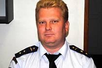 Martin Kasal,  mluvčí HZS Karlovarského kraje