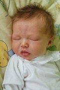 Ellinka Schlosserová z Nejdku se narodila 31. 3. 2012