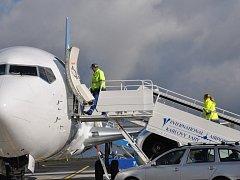 Karlovarské letiště.