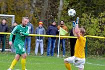 Divize: 1.FC Karlovy Vary - FK Ostrov 6:2 (3:1).
