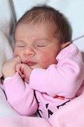 Larett Turková ze Sokolova se narodila 23. 10. 2012