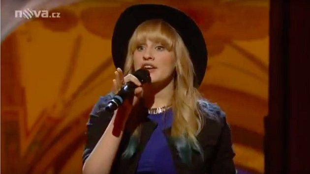 Podařilo se jí dostat až do semifinále Superstar, což bylo její první setkání se showbyznysem,