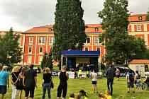 Zámecký park, ilustrační foto.