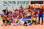 Volejbalisté liberecké Dukly prokázali během Final 8 Českého poháru velký hlad po triumfu, na který po zásluze dosáhli, když ve finále bez větších problémů porazili Vary 3:0 na sety.
