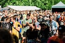 Na festival, který není jen o hudbě, navzdory nepříznivým okolnostem dorazilo 3,5 tisíce návštěvníků.