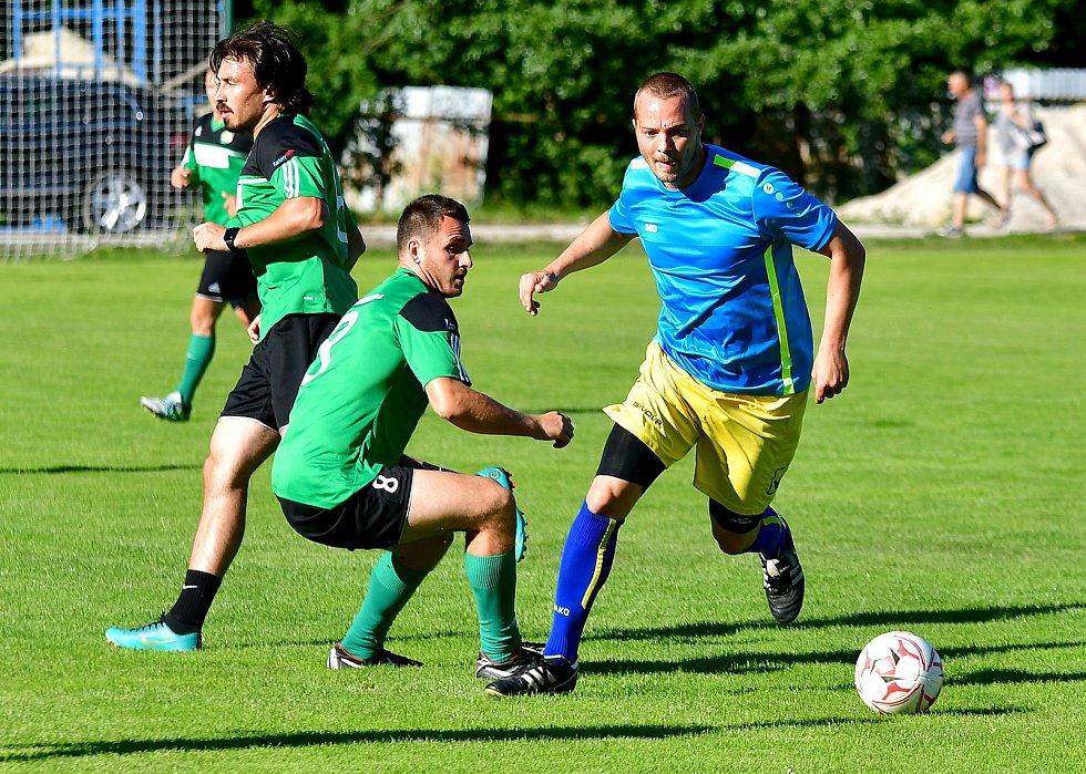 Jak se říká, do třetice všeho dobrého. Třetí přípravný duel, který energetici odehráli na půdě dalovické Čechie, přetavili v premiérovou výhru v rámci fotbalové přípravy, když dosáhli na vítězství 6:4.