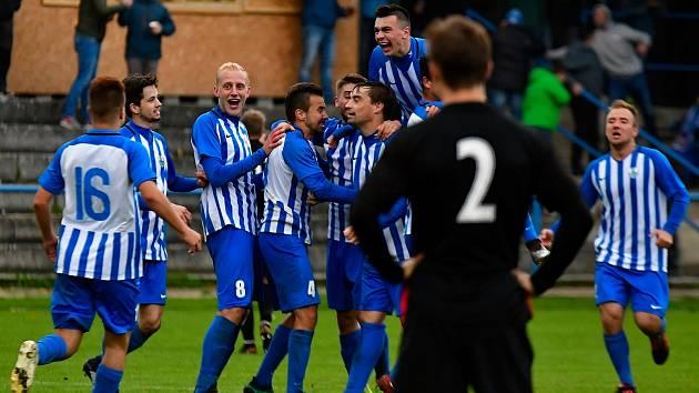 Ostrov prohrával s Českou Lípou 0:3, přesto nakonec slavil výhru 4:3.