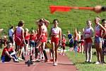 Pondělí 1. června se zapsalo tučným písmem do historie atletického klubu SC Start Karlovy Vary. Ten se totiž jako jeden ze 173 klubů zapojil do projektu Spolu na startu, kdy byla napříč Českou republikou oficiálně zahájena nová atletická sezona. Tu SC St