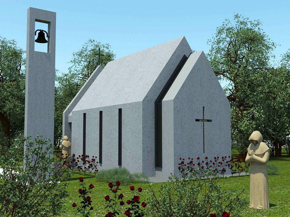 Kaple Maria Sorg v Jáchymově.