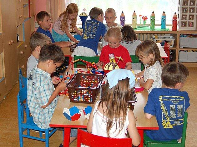 Půjde-li vše podle záměrů radnice, měly by být školky od 1. ledna znovu rozdělené.