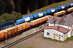 Největší frajeřina je vyrobit lokomotivu, říká modelář.