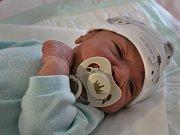 NOURI BOUSSETTA z Kynšperka nad Ohří se narodil 3. 5. 2017