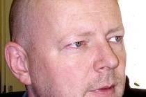 Petr Zahradníček, šéfredaktor Karlovarského deníku
