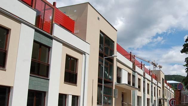 Objekt v Libušině ulici získal Anticenu v rámci přehlídky For Arch 2008. Původně měl sloužit jako garážovací dům. Na základě změny stavebního povolení investor začal stavět i byty.