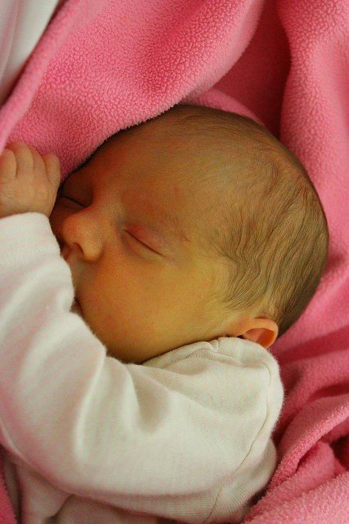 Valerie Kocová ze Sokolova se narodila 12. listopadu