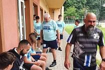 První srpnový týden pořádala Fotbalová akademie Krásná 2017 ve spolupráci s německým klubem 1.FC Schönwald – Tréninkový fotbalový kemp 2021.