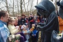 Cesta za medvědy povede z Diany k chatě U Myslivny.