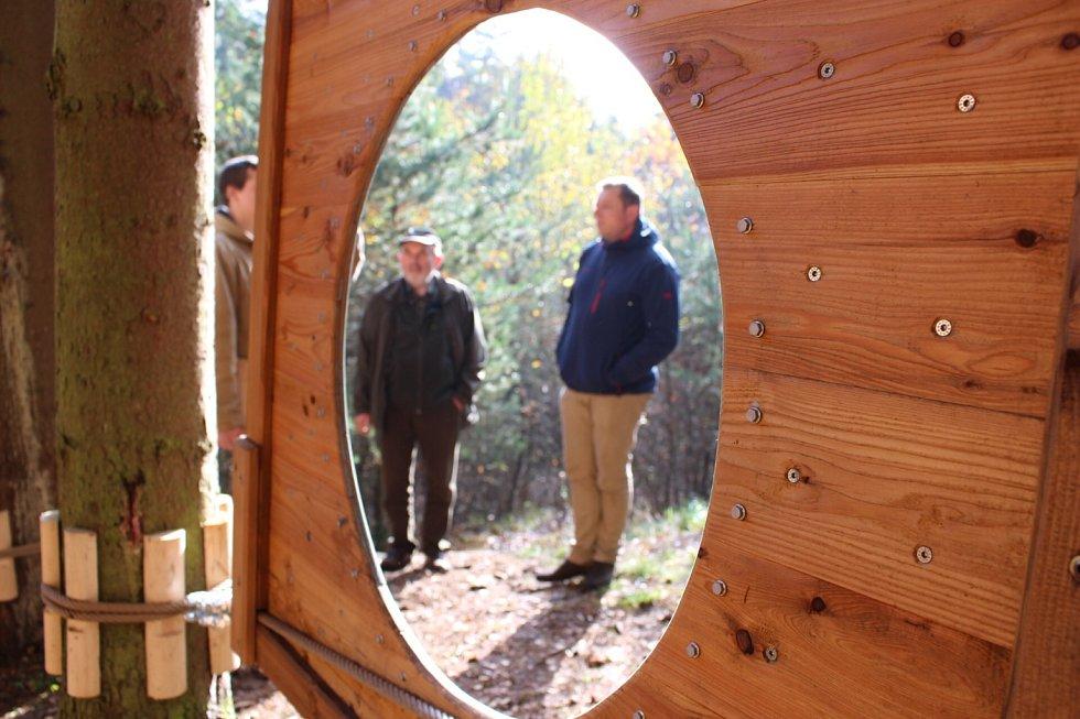 Otevření Cesty pohádkovým lesem ve Žluticích