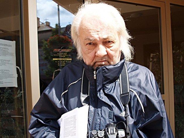 Nejlepší kronika byla ta, kterou psal Tomáš Tišler.