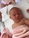 Viktorie Makešová z Karlových Varů se narodila 24. června