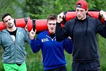 Hokejisté HC Energie začali přípravu.