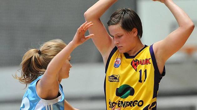 Ženská basketbalová liga 2011–2012, Slovanka Mladá Boleslav vs BK Lokomotiva Karlovy Vary,