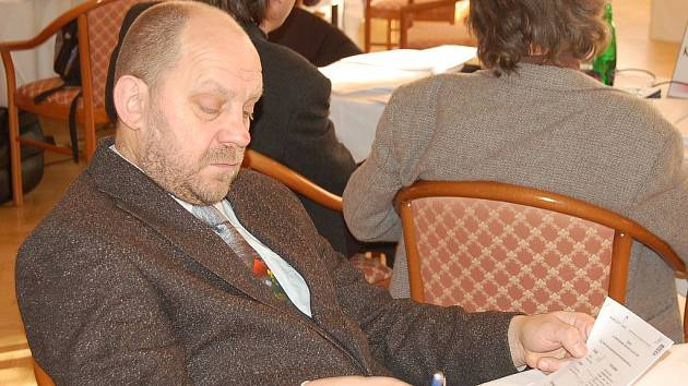 Jiří Kotek, zastupitel (SNK-ED).