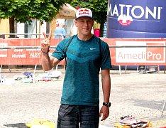 Jan Kubíček, nejlepší český triatlonista.