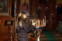 Pravoslavné Vánoce v Karlových Varech