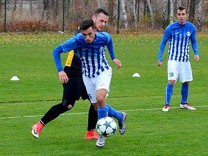 Ostrov krajské derby nezvládl, když na svém stadionu podlehl Březové 1:2.