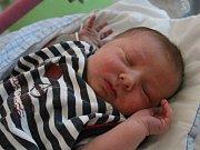 GABRIEL ŠKRELJI z Karlových Varů se narodil 6. 6. 2017