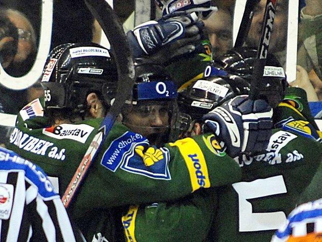 Třetí zápas play off Energie s Litvínovem.