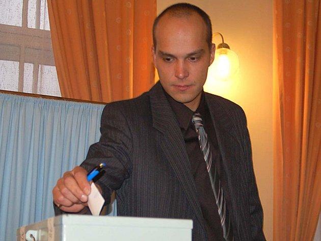 Radní Václav Tomášek