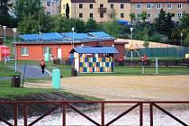 Karlovy Vary - areál Rolava