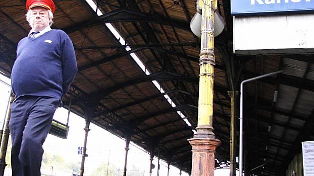 Nádraží i železnice v kraji prošly kontrolou.