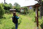Přírodovědný park a informační centrum v Osvinově