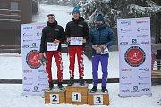 Tradiční zahajovačky se  odehrály na ´domácí půdě´ karlovarského klubu, v areálu Jahodová louka na Božím Daru. Při zahajovacím závodu běžecké lyžařské sezony se  sešlo na startu úctyhodných 103  závodníků.