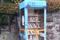 Karlovy Vary mají svou první KnihoBudku.
