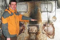 VÝMĚNA starých kotlů za nové, ekologické, má přispět ke zlepšení životního prostředí a snížit znečištění ovzduší.